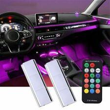 Car-Interior-Accessories LED-RGB Floor-Decorative Atmosphere-Lights-Ambient-Lamp