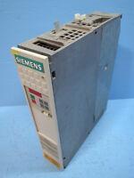 Siemens 6SE7016-1EA11 AC Drive Simovert SC 1P 6SE70161EA11 480 SIMO CU1