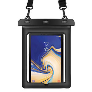 """Tablet Waterproof Pouch Dry Bag Carry Case Cover For 10.4"""" Samsung Galaxy Tab A7"""