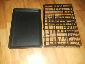 Crate Folding Metal Dog Crate