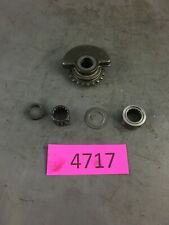 balancer 1979 HONDA XR500R XR 500 OEM CRANKSHAFT CRANK PRIMARY DRIVE GEAR