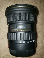 Tokina AT-X PRO 11-16mm f2.8 SD IF DX II Lens For Canon - Used