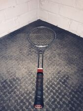 Wilson T4000 Jimmy Connors Rare Racquet, Strung In Fair Condition