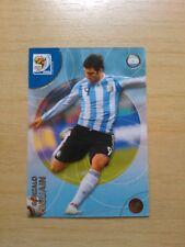 TRADING CARD PANINI - SUD AFRICA 2010 - GONZALO HIGUAIN - ARGENTINA N° 46