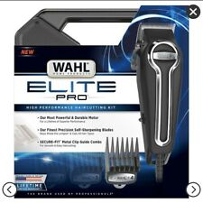 Wahl Elite Pro Complete High Performance Men's Haircut Kit with Stainless Steel