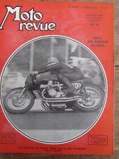 ANCIENNE REVUE MOTO REVUE N° 1145 JUILLET 1953 ESSAI 500 SAROLEA ATLANTIC