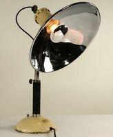 Art Deco Osram Vitalux Lampe Strahler Leuchte Rotlicht Design Objekt 30er Jahre