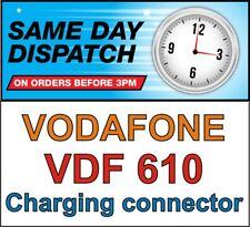 VODAFONE SMART N8 VDF610 VDF 610 MICRO USB CHARGING CONNECTOR PORT SOCKET JACK