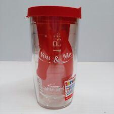 """Coca-Cola """"Share a Coke"""" Tervis Tumbler (16oz) - BRAND NEW"""