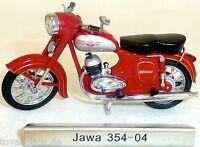 Jawa 354 04 Motorrad rot DDR 1:24 ATLAS 7168104 NEU OVP LA5 µ *