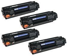 4PK CB435A New Toner for HP 35A Laserjet P1005, Laserjet P1006, Laserjet P1007