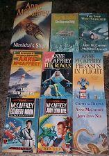 Anne Todd McCaffrey: Ship, Survivors, Planet Pirates, Crisis on Doona, Death on