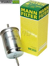 Fuel Filter fits VOLVO S40 S60 S80 V40 V70 99-01 OE MANN WK850 30817997