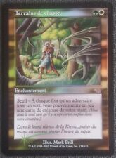 Terrains de chasse PREMIUM / FOIL VF - French Hunting Grounds - Magic mtg -