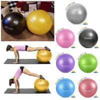 Exercise Ball 55cm 45cm 85cm Yoga Workout Fitness Balance Ball Work Chair