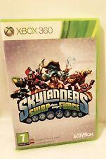 Skylanders Swap Force Xbox 360 Spaß Kinder Familienspiel nur schnelle Post Case & Spiel