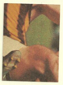 1979 Scanlens football card Peter Morrison South Melbourne card no 80 Excellent