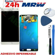 PANTALLA ORIGINAL PARA Samsung Galaxy Note 4 Blanca LCD DISPLAY White N910F