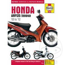 Honda Anf 125 Innova 2007-2009 Haynes Service Reparatur Anleitung 4926