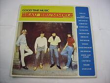 BEAU BRUMMELS - GOOD TIME MUSIC - LP VINYL EXCELLENT CONDITION 1983