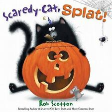 NEW - Scaredy-Cat, Splat! (Splat the Cat) by Scotton, Rob