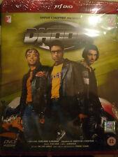 DHOOM YESH RAJ FILMS ORIGINAL BOLLYWOOD DVD