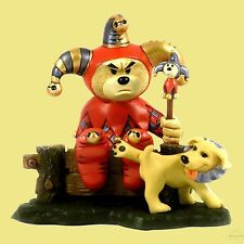 BAD TASTE BEARS JIMMY RIDDLE DOG PEEING ON JESTER MEDIEVAL - FAST SHIPPING