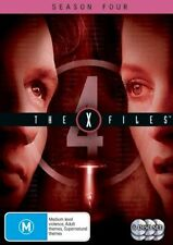 The X-Files : Season 4 (DVD, 2007, 6-Disc Set)