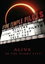 Stone Temple Pilots - Alive In The Windy City (DVD Region 0) - 24HR POST