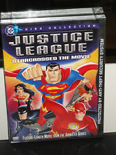 Justice League - Star Crossed: The Movie (DVD) DC Kids Collection! BRAND NEW!