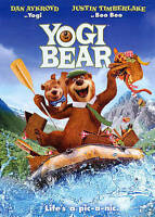 Yogi Bear (DVD, 2010, Widescreen) *NO CASE, DISC ONLY* - Ships in 12 hours!!!