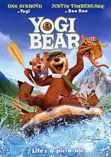 Brand New! Yogi Bear (Dvd) Dan Aykroyd, Justin Timberlake