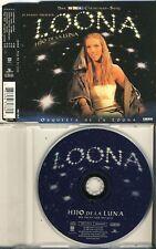 Loona-Hijo De La Luna 5 Trk MAXI CD 1998