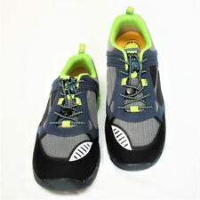 NEW KEEN UTILITY Raleigh Men 8.5EE Medium Shoes Aluminum Toe 1017072 Gray Green
