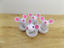 Temptations Cat Toy Mouse Treat Dispenser Pack of 4