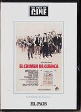 País de Cine: EL CRIMEN DE CUENCA de Pilar Miró. Edición diarios.