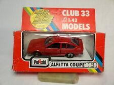 1/43 POLISTIL CE63 ALFA ROMEO - ALFETTA COUPE