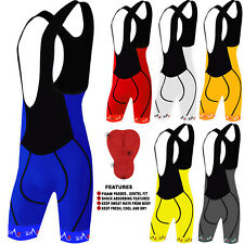 Cycling Bib Shorts Summer Bib Tights / Shorts Padded XS, S, M, L, XL, XXL