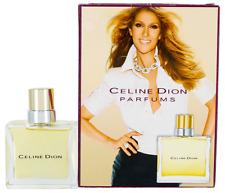 Celine Dion For Women EDT Perfume Spray 1oz Shopworn