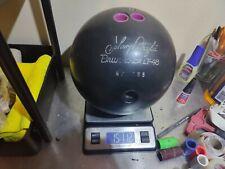 New listing 16lb Brunswick Lt-48 Rubber Bowling Ball