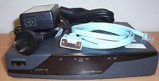 Cisco 857 ADSL modem/router/switch (4-port) CISCO857-K9 V05 IOS V 12.4(15)T5