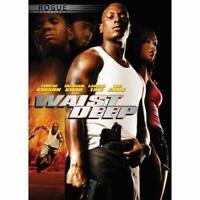 Waist Deep Full Screen On DVD With Tyrese Gibson Very Good E34