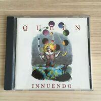 Queen - Innuendo - CD Album - 1991 Parlophone prima stampa UK - near mint