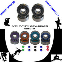 Pro Abec 9 608 2rs Wheel bearings Skateboard scooter Quad inline Roller skate 11