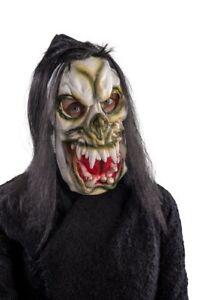 Carnival Toys Masque Squelette Fingomma Cheveux à Capuche Carnaval Halloween