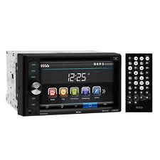 Boss Double Din Car Radio Stereo Bluetooth CD USB MP3 Digital Media Receiver
