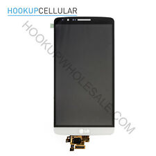 LG G3 D850 D855 etc LCD Display Screen Assembly Digitizer Replacement - White