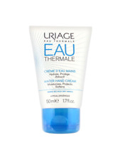 Uriage Water Hand Cream 50ml moisturise, protect and soften dry hands