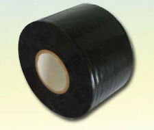 1 Roll BLACK ELECTRICAL PVC INSULATION TAPE 50mm Extra WIDE 33m Flame Retardant
