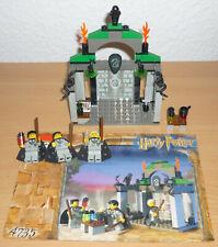Lego Harry Potter 4735 Slytherin v. 2002 + OBA